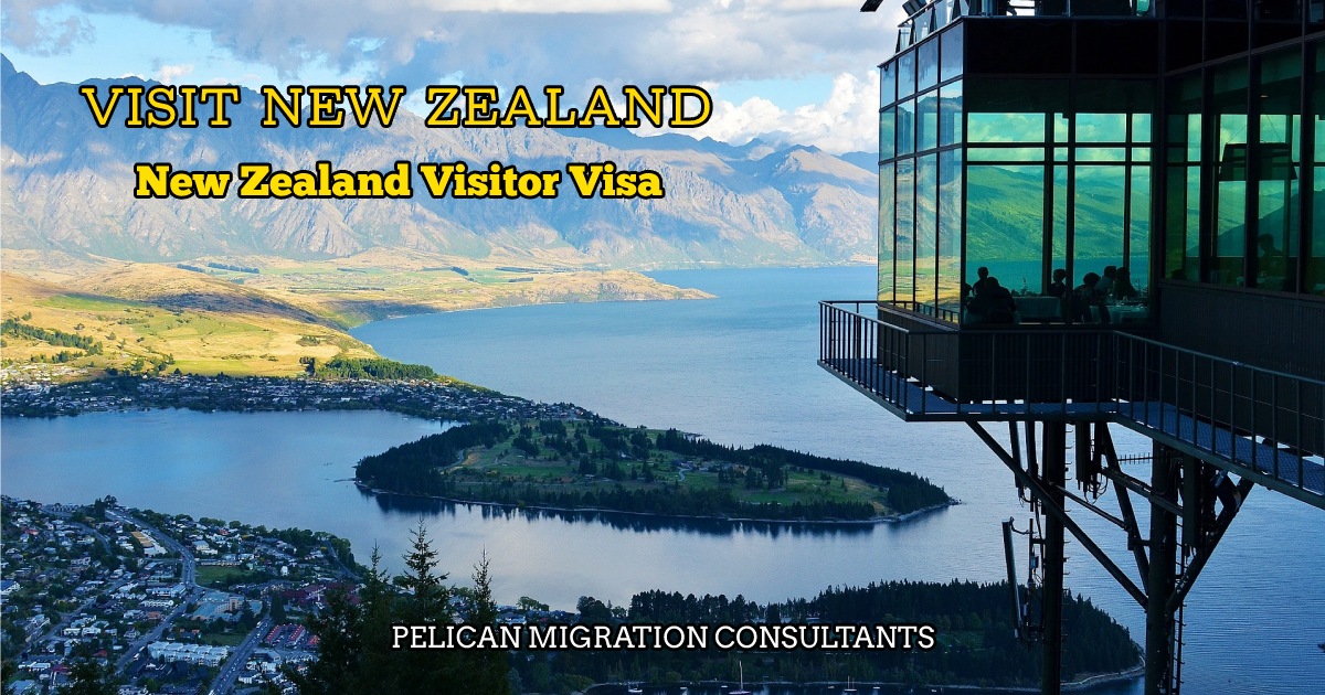 New Zealand Visitor Visa