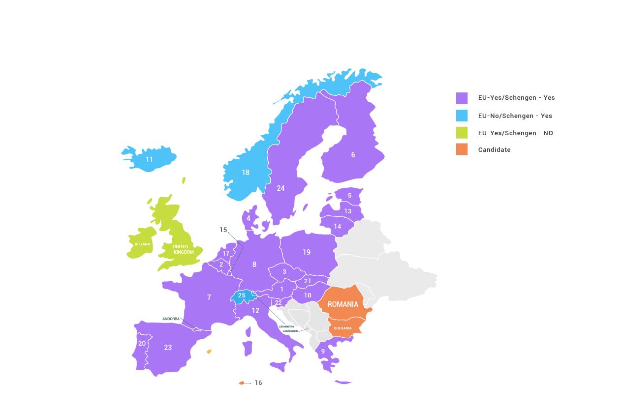 Schengen Visitor Visa
