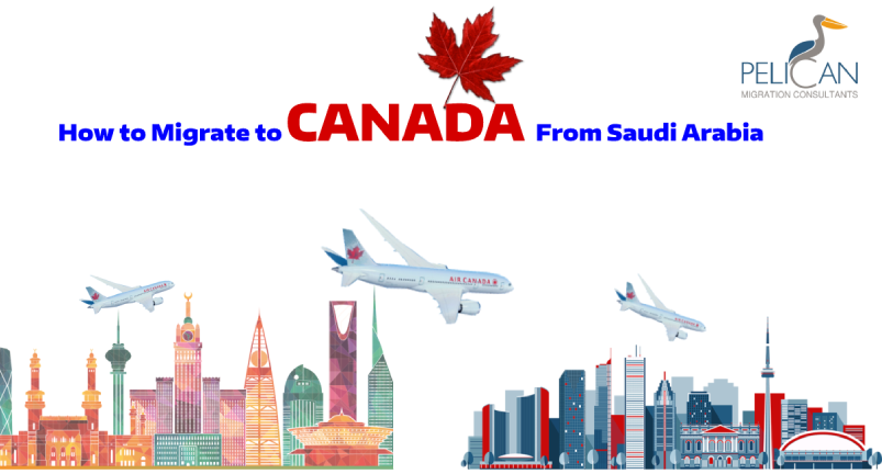 Immigrate to Canada from Saudi Arabia