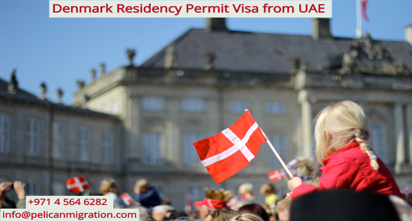 Migrate to Denmark from UAE