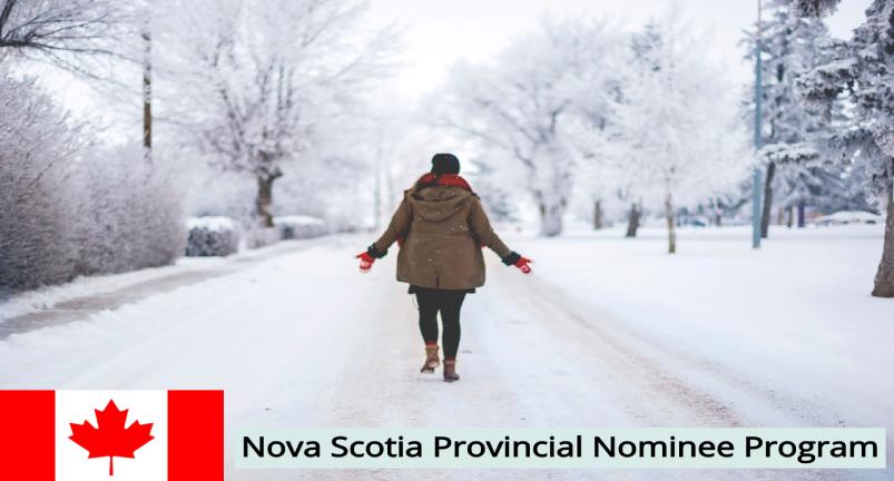 Nova Scotia Provincial Nominee Program 2019